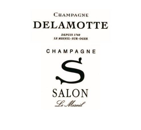Champagne Delamotte Blanc de Blancs Millésimé 2002   A Vos Assiettes
