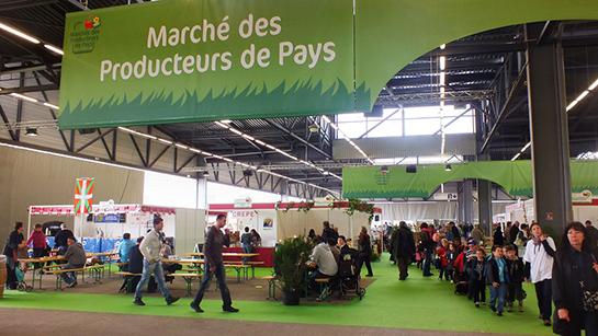 Direction new york le blog des salari s agricoles de gironde - Entree gratuite salon de l agriculture ...