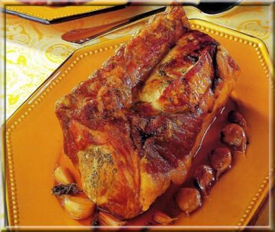 carr de porc l 39 ancienne a vos assiettes recettes de cuisine illustr es. Black Bedroom Furniture Sets. Home Design Ideas