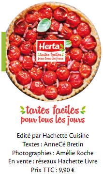 Tarte aux fraises et sa cr me p tissi re au basilic a - Livre de cuisine facile pour tous les jours ...