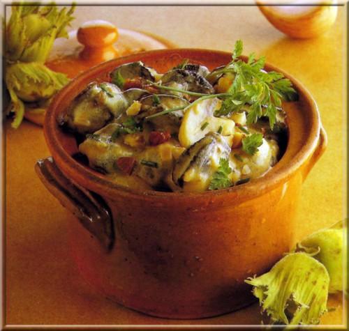 escargots au chablis a vos assiettes recettes de cuisine illustr es. Black Bedroom Furniture Sets. Home Design Ideas