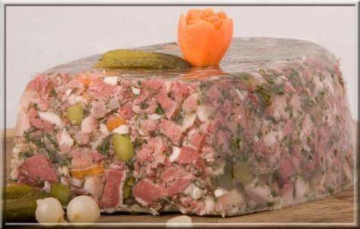 fromage de t 234 te a vos assiettes recettes de cuisine illustr 233 es