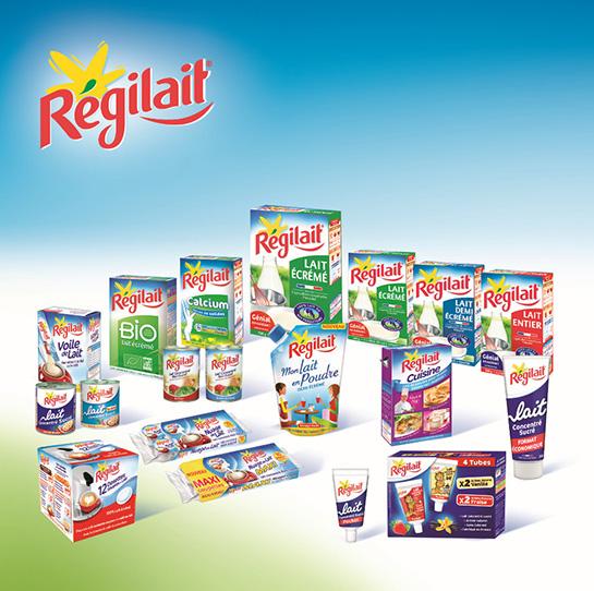 Fondant au chocolat c ur coulant de caramel au beurre for Regilait cuisine