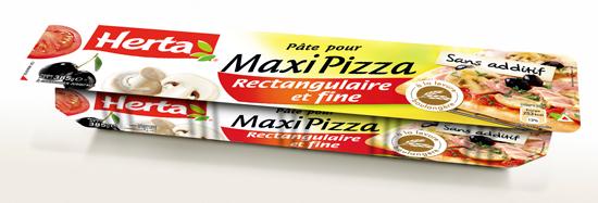 pizza jambon mozzarella copeaux de courgettes a vos assiettes recettes de cuisine illustr 233 es