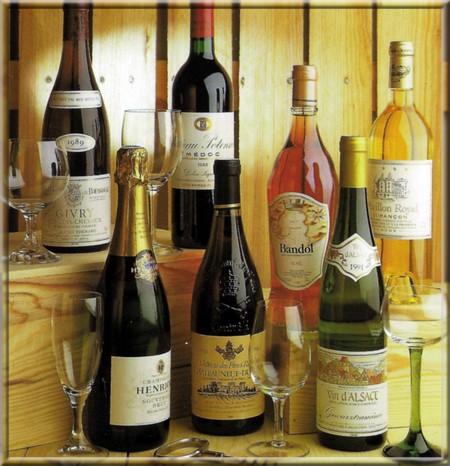 Quel vin pour quel plat a vos assiettes recettes de for Quel vin rouge pour cuisiner