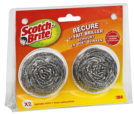 Scotch-Brite™ – Carte des Gourmandises 2011 | A Vos Assiettes