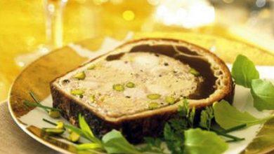 Photo de Pâté en Croûte de Foie Gras à la Bière de Noël