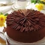Gâteau au Chocolat et Kirsch