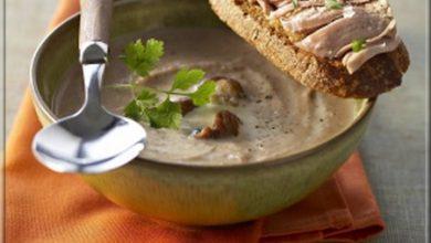 Photo de Jarret de Porc en Soupe de Potiron à la Crème