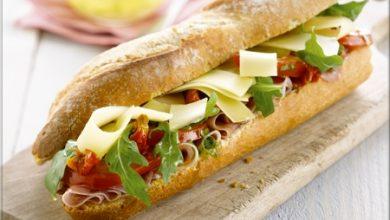 Photo de Sandwich Dolce Vita au Comté