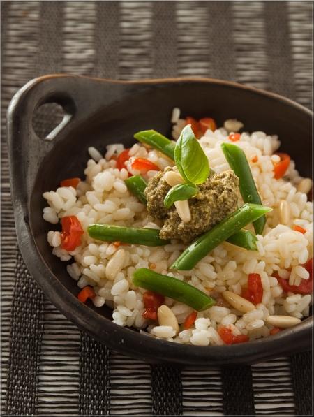 salade de riz ensoleill e a vos assiettes recettes de cuisine illustr es. Black Bedroom Furniture Sets. Home Design Ideas