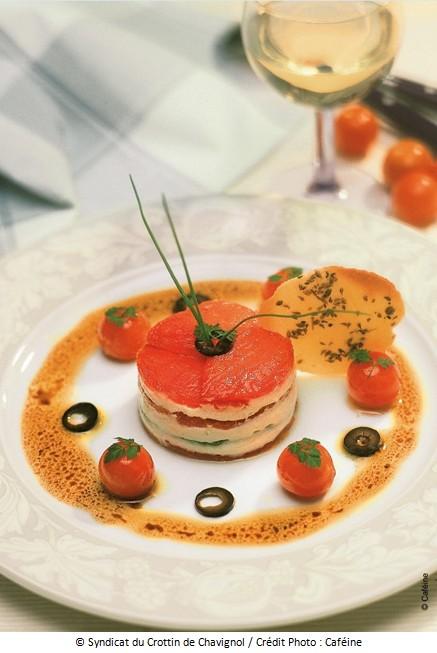 millefeuille_de_tomates_et_poivrons_confits_a_la_creme_de_chavignol_