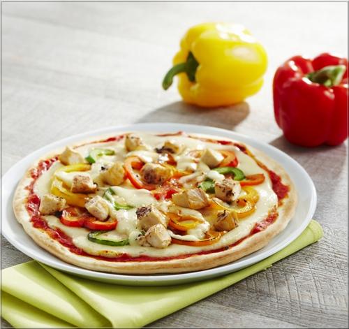 pizza_au_poulet_&_poivrons_grilles_