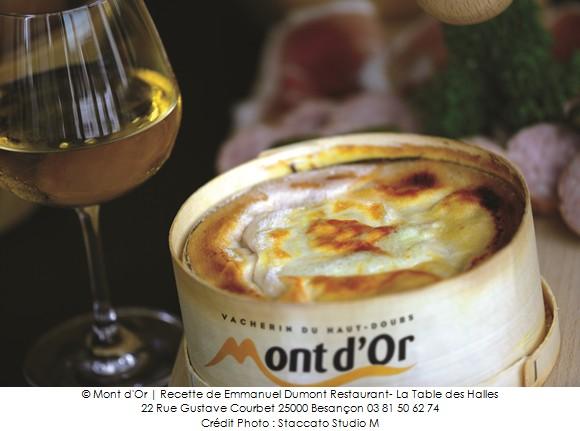 La bo te chaude au mont d 39 or a vos assiettes recettes de cuisine illustr es - Temps cuisson mont d or ...