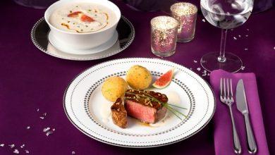 Photo de Filet de Bœuf à la Sauce Moutarde aux Figues