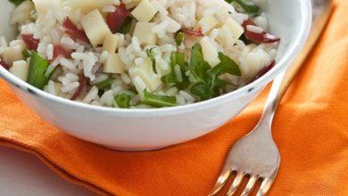 Photo de Salade de Riz aux Saveurs Italiennes
