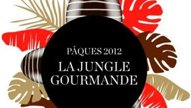 Photo de Hédiard Pâques 2012, la Jungle Gourmande
