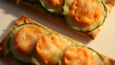 Photo de Crackers de Légumes