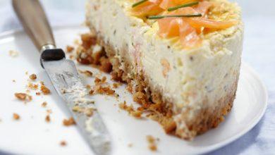 Photo de Cheesecake au saumon fumé