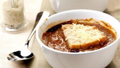 Photo de Soupe Gratinée à l'Oignon