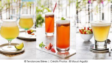 Photo de 3 Cocktails à la bière pour l'Été
