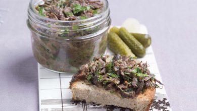 Photo de Rillettes de queue de bœuf aux herbes et épices douces