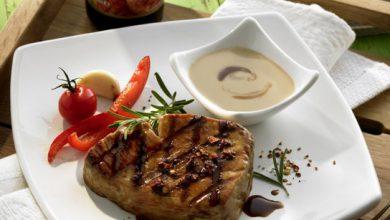 Photo de Steaks de thon à la Teriyaki