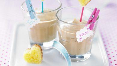 Photo de Cœurs de Quatre-Quarts et crème au café
