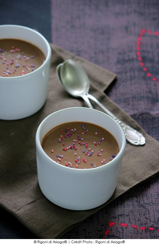 Petits pots de cr me la nocciolata a vos assiettes recettes de cuisine illustr es - La cuisine des petits ...