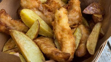 "Photo de Merlu façon ""fish and chips"""