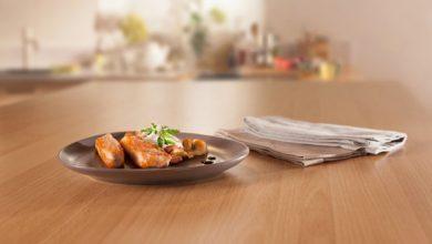 Photo de Filet de Lapin aux champignons et amandes entières