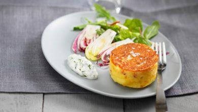 Photo de Mini galettes de St Môret® Ligne&Plaisir® au jambon et au curry
