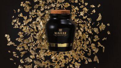 Photo de La Maison Maille® signe une création cousue d'or pour Noël