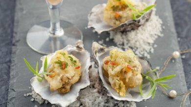Photo de Beignets d'huîtres aux herbes