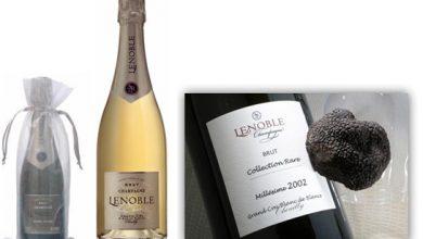 Photo de Une Saint-Valentin 2014, sous le signe de la gourmandise avec les Champagnes AR Lenoble !