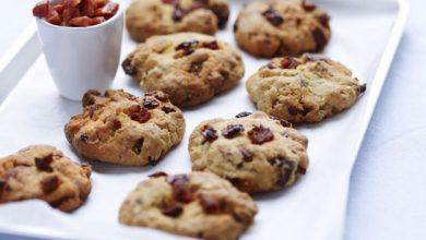 Photo de Cookies à la tomate séchée et au Chorizo Doux Aoste Sélection