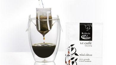 Photo de La Brûlerie Caron lance le Mini Filtre Café Caron
