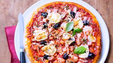 Photo de Pizza auxtroisfromagesetaucervelas