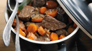 Photo de Bœuf braisé aux carottes