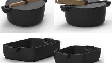 Photo de Le studio de Design Habitat et Terre Étoilée® lancent TIERA, une nouvelle gamme de plats en céramique « Made in France » !
