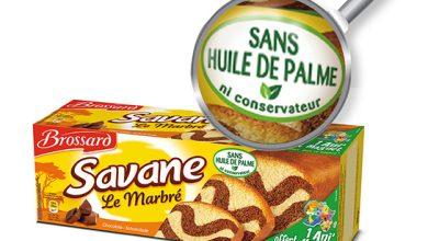 Photo de Savane le Marbré, recette sans huile de palme