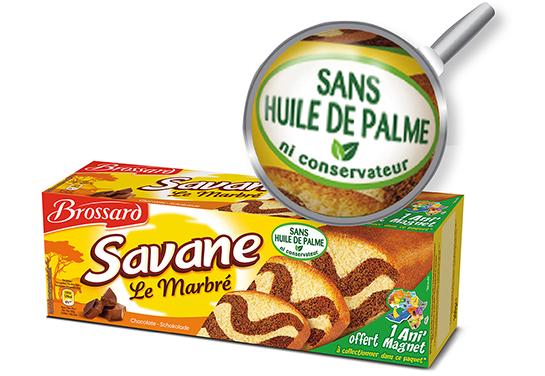 Savane le marbr recette sans huile de palme a vos - Huile de carthame cuisine ...