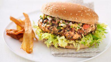 Photo de Burger Lapin Nouvelle Agriculture®