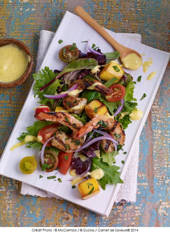 salade_tandoori_crevettes_grilles_et_vinaigrette_a_la_mangue