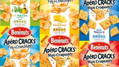 Photo de Bénénuts® va faire craquer les gourmands avec le lancement d'Apéro Cracks