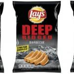 Lay's® Deep Ridged, une chips extra ondulée et incroyablement savoureuse !