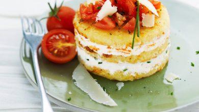 Photo de Ma Galette McCain cheesecake salé de pommes de terre aux herbes, tomates et épices
