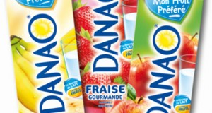 Danao® lance une nouvelle recette dans sa gamme «Mon Fruit Préféré» : Pomme exquise