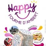 Happy Fourme L'événement saveurs à Clermont-Ferrand 5 & 6 septembre 2014