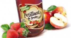 Cœur de Pom' : Pétillant 100% Pomme-Fraise, la Festive de saison qui fait pétiller l'été !